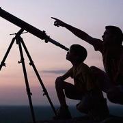 В Омске устроят ночь тротуарной астрономии