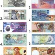 Какие деньги называют самыми красивыми?
