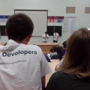 В Омске завершился Google DevFest - 2013