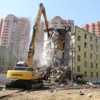 Как проектируется снос здания?