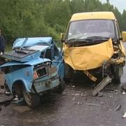 Водителям подсчитали аварии