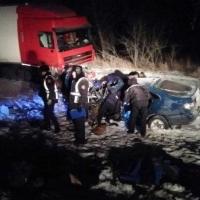 Обледенелая трасса Павлодар – Омск унесла жизни троих человек