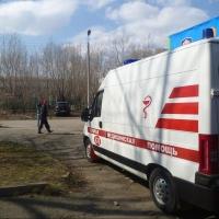 В Омской области студента забрали в больницу после прыжка на дерево