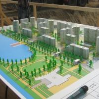 Омское отделение Сбербанка финансирует строительство микрорайона на берегу Иртыша