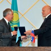В приграничной зоне Омска и Казахстана появится логистический центр