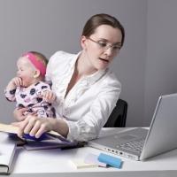 Способы заработка в декретном отпуске для женщин
