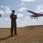 Под Омском состоялось авиашоу, посвящённое 100-летию авиации