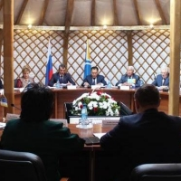 Виктор Назаров рассказал о развитии Омской области на совещании глав СФО