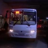 Фадина побывала на омском ПАТП-7, куда привезли новые автобусы