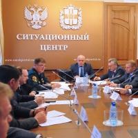 Губернатор: главы районов Омской области лично отвечают за паводок