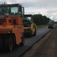 На участке дороги Омск – Муромцево – Седельниково уложат прочный асфальт