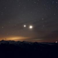 Жители Омска смогут увидеть очередное небесное явление