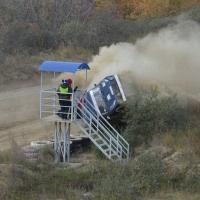Во время соревнований Кубка России по автокроссу в Омске погиб судья