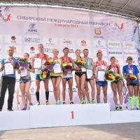 «Ростелеком» в Омске выступил телекоммуникационным партнером Сибирского международного марафона