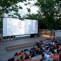 В омском парке 30-летия ВЛКСМ появятся летний кинотеатр и новые аттракционы