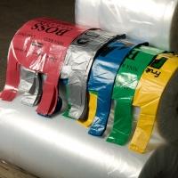 Как проводится выпуск полиэтиленовых пакетов?