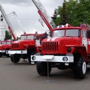 Пожарные утеплились к зиме