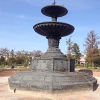 Омские фонтаны уходят в спячку