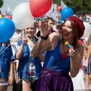 Парад мыльных пузырей перекроет центральные улицы