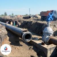 С начала года «Росводоканал Омск» обновил более 3 километров сетей