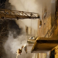 Пострадавший от взрыва дом в Омске восстановят за счет бюджета