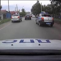 В Омске задержали пьяного водителя, устроившего погоню с экипажем Росгвардии