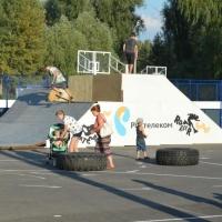 «Ростелеком» вывел детский роллер спорт в Омске на новую ступень развития