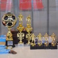 «Ростелеком» вручил игрокам в мини-футбол переходящий Кубок компании