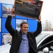 """Сеть АЗС """"Газпромнефть"""" отправляет омича в Лас-Вегас"""