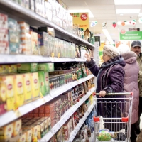 Удвоилось число недовольных качеством мяса и молока россиян