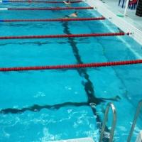 К сентябрю омским медикам откроют отдельный бассейн с пятью плавательными дорожками