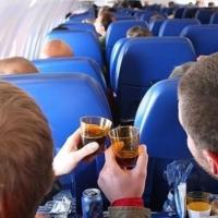 Двух пьяных пассажиров рейса Москва-Омск у трапа встречала полиция