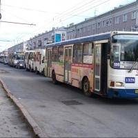 С сентября в Омске увеличится количество автобусов на маршрутах