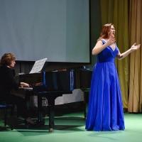На международном конкурсе омичка стала лучшей в категории меццо-сопрано