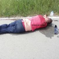 В Омске велосипедист сбил пешехода, последний потерял сознание