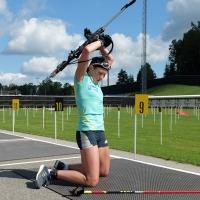 Жара помешала омской биатлонистке завоевать первую медаль чемпионата мира