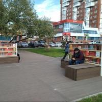 В Омске открыли многофункциональный бульвар Мартынова