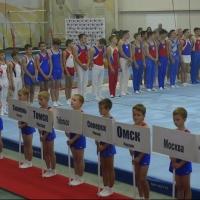 Омич Семен Семенов завоевал золотую и бронзовую медали на соревнованиях по спортивной гимнастике