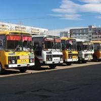 Из-за майских праздников в работу автобусов Омской области внесли коррективы