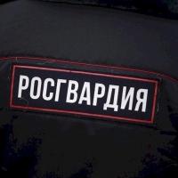 Омские Росгвардейцы задержали мужчину, находившегося в федеральном розыске