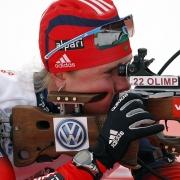 Омская биатлонистка пришла пятой в спринте шестого этапа Кубка мира