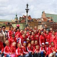 Детский танцевальный ансамбль из Омска победил в трёх номинациях на фестивале в Париже
