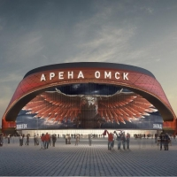 Стали известны подробности о новой «Арене Омск»