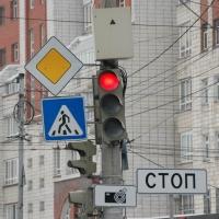 На улице Герцена изменится работа светофоров