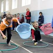 Праздник спорта для ребят Ленинского округа