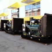 Обслуживание дизельных электростанций при аренде и ремонт