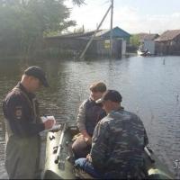 В Омской области затопило 29 жилых домов