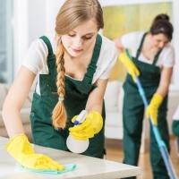 Уборка квартир исполнителями Юду выполняется быстро, качественно и аккуратно