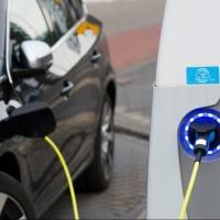 В Омске появилась станция для зарядки электромобилей