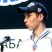 """Первый номер драфта КХЛ-2013 болеет за омский """"Авангард"""""""